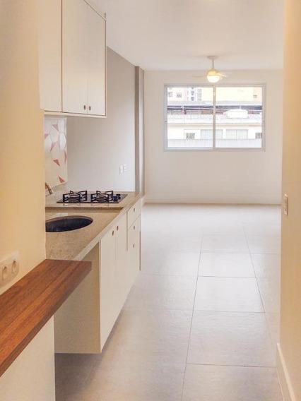 Apartamento Em Santa Cecília, São Paulo/sp De 20m² Para Locação R$ 1.621,72/mes - Ap460500