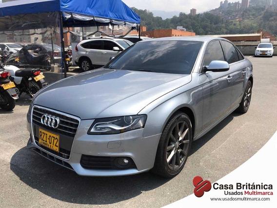 Audi A4 Automatico 4x2 Gasolina 2000cc