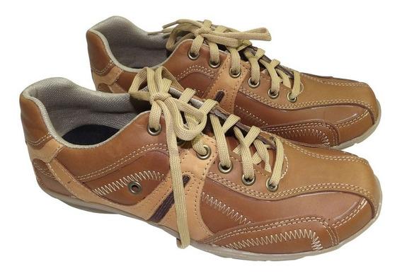 Zapatillas De Hombre De Cuero - Calzados Unión - Art 780