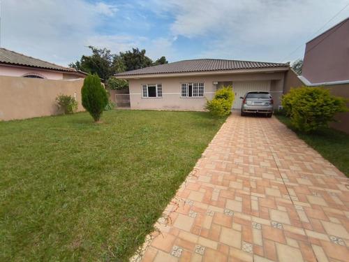 Imagem 1 de 15 de Casa Com 3 Dormitórios À Venda, 140 M² - Uvaranas - Ponta Grossa/pr - Ca0768
