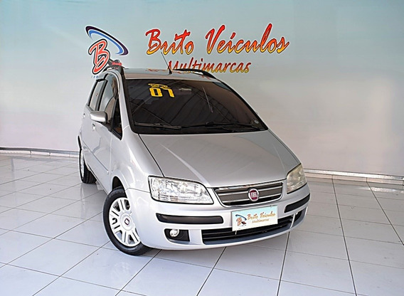 Fiat Idea 1.4 Mpi Fire Elx 8v Flex 4p Manual 2007