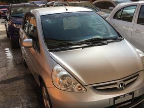 Honda Fit Std Una Dueña Posible Credito