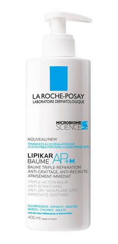 Creme Hidratante La Roche-posay Lipkar Baume Ap+m 400ml