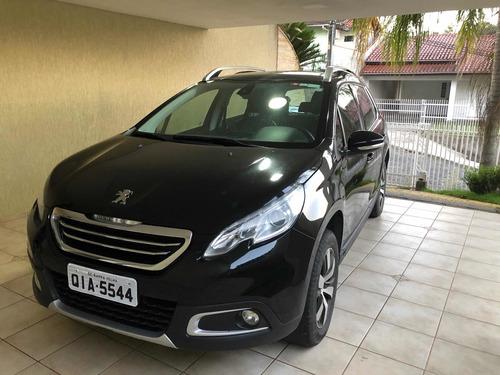 Peugeot 2008 2017 1.6 16v Griffe Flex 5p