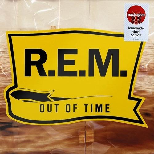 R.e.m. - Out Of Time (vinilo Color Nuevo)