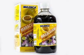 Maracujam - Chá Misto De Maracujá, Erva Cidreira E Cam. 6 Un