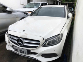 Mercedes-benz Classe C 1.6 Avantgarde Turbo 2p 2018