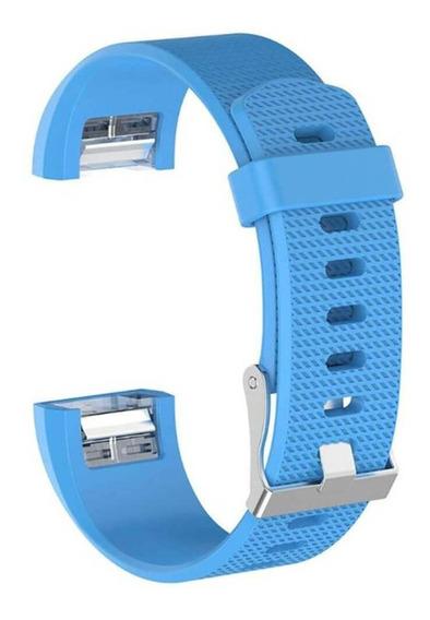 Pulseira Fitbit Charge 2 Fit Bit Avulsa L/g Top Promoção