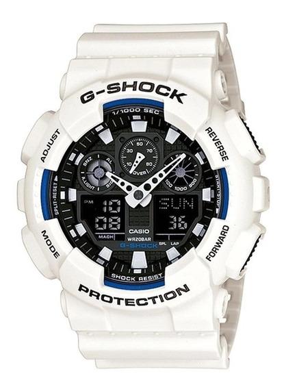 Relógio Masculino G-shock Ga-100b-7adr- 100% Original