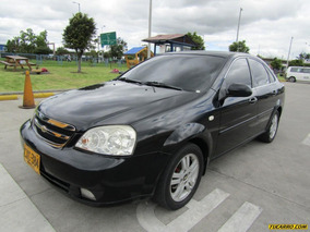 Chevrolet Optra Limited 1600