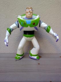 Boneco Buzz Lightyear - Toy Story - Grow - 15 Cm