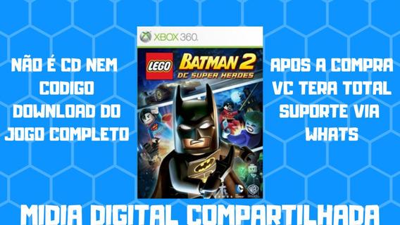 Lego Batman 2-xbox 360-mídia Digital#1