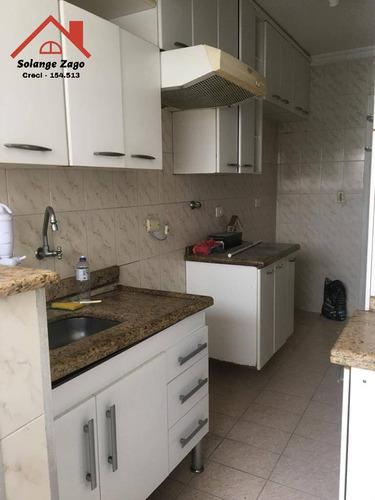 Apartamento Pq. Brasil - 3 Dorms - 69 Mts² - 2010