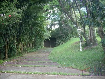 Granja Viana- Casa Antiga, Com 2400 M² De Terreno E 550 M² De Área Construída - Codigo: Ca0482 - Ca0482