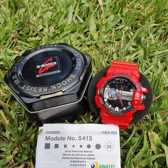 Relógio G-shock Gmix Gba400 5413 Bluetooth