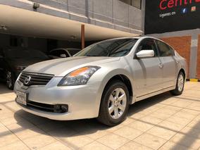 Nissan Altima 2.5 Sl High At Piel Qc Cvt 2009