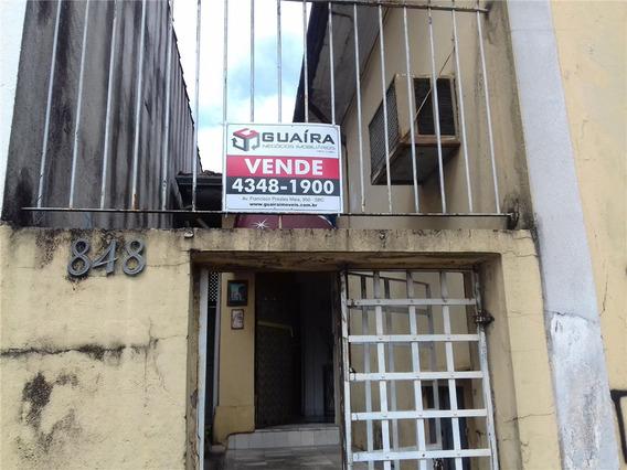 Térrea À Venda, 1 Quarto, Centro - Santo André/sp - 44251