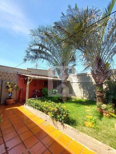 Imagem 1 de 20 de Casa Com 3 Dormitórios À Venda, 120 M² Por R$ 410.000 - Campos Elíseos - Ribeirão Preto/sp - Ca1005