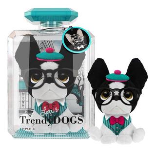 Trendy Dogs Louis Peluche Perro Perfumado Anteojos Intek