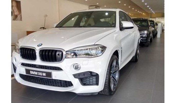 Bmw X6 4.4 M 4x4 Coupé V8 32v Bi-turbo Gasolina 4p
