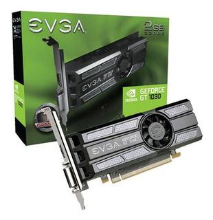 Tarjeta De Video Evga Gt 1030 Sc Nvidia 2gb
