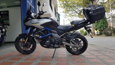 Kawasaki Versys 650 Abs - Mantenimiento Al Dia