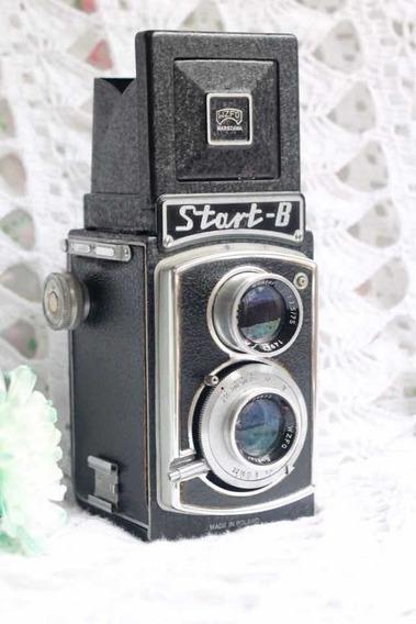 Câmera Analógica Start-b 120mm_funcionando