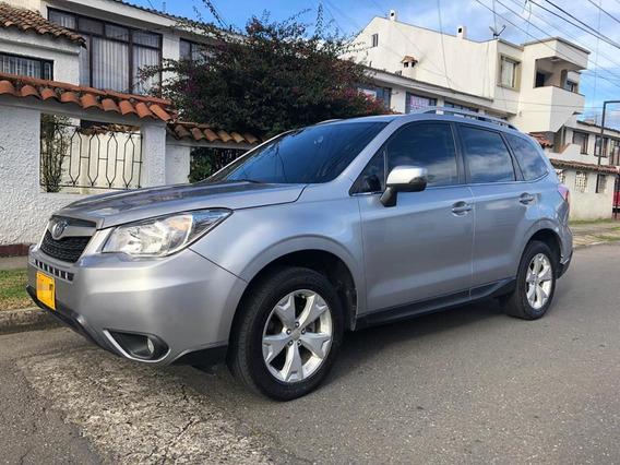 Subaru Forester 2.0 Cvt Premium 2013