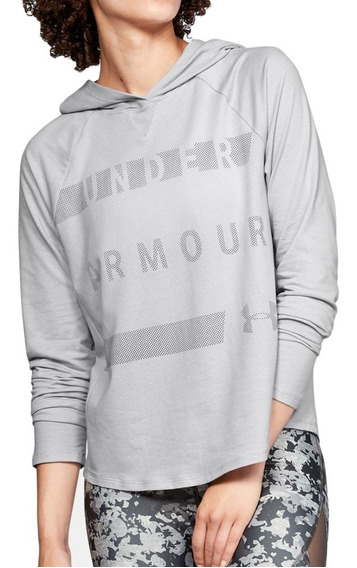 Remera Under Armour Training Pindot Mujer Gr