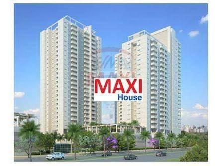 Apartamento 67 M², Jardins Do Brasil Abrolhos, Torre Atobá, 2 Dormitórios, 1 Suite, 1 Vaga, Centro Osasco - Ap0110