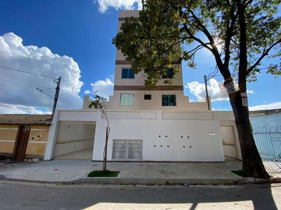 Apartamento Com 2 Quartos Para Comprar No Santa Mônica Em Belo Horizonte/mg - 3788