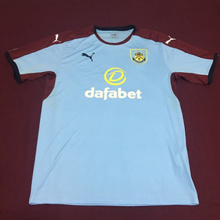 Camisa Burnley Away 16 17 Inglaterra Original Pronta Entrega