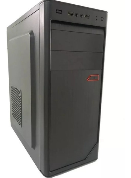 Micro Computador Amd-2100 4gb Ram - Hd500gb