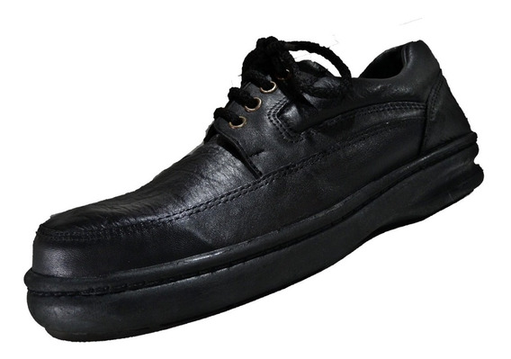 Zapatos Hombre Free Lance Comfort ® Cuero -cordon Mocasin-sandalia