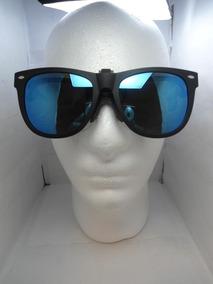 bf41339e13 Gafas Clip-on (sobrelentes) Clasicas Azul Mercurio Nuevos