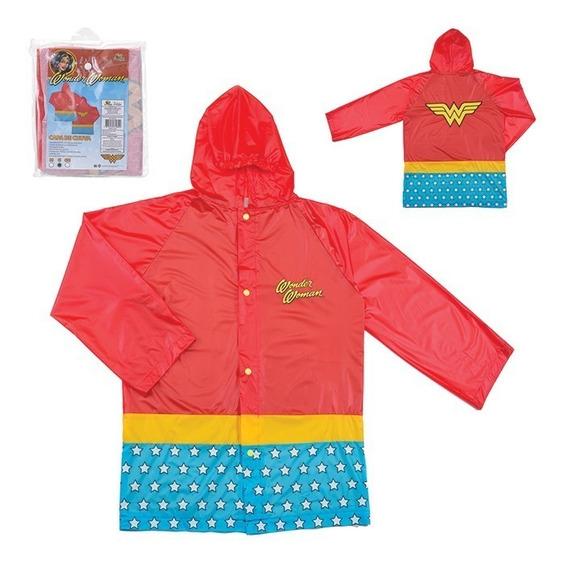 Capa De Chuva Infantil Superman, Transformers, Escolha A Sua