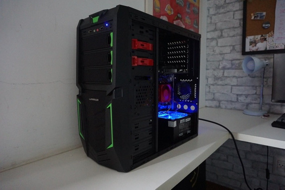 Pc Gamer Gtx1050 Ti 8gb Ram
