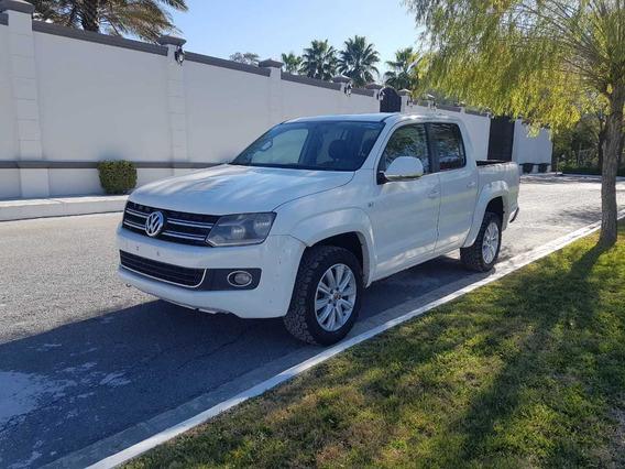 Volkswagen Amarok 2.0 Highline 4motion
