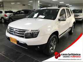 Renault Duster Dynamique Mecanica 4x4 Gasolina