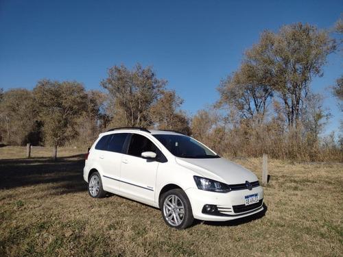 Volkswagen Suran Higline 1.6 Nafta 2017