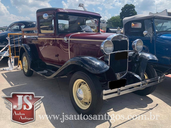 Ford 1931 Pickup Modelo A