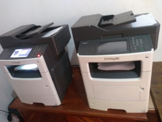 Impressoras Lexmark Mx 611 Semi Nova
