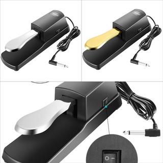 Pedal Para Teclado Piano Yamaha Casio Korg Roland Sustain