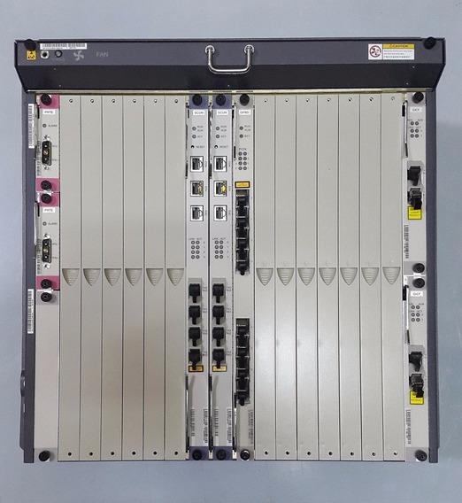 Olt Huawei 21 Ma5680t 16 Pon C+ 10gb,
