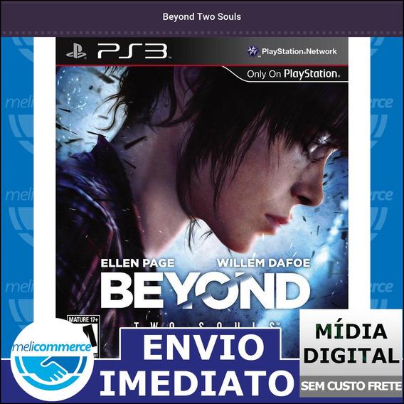 Beyond Two Souls Digital Psn Envio Imediato