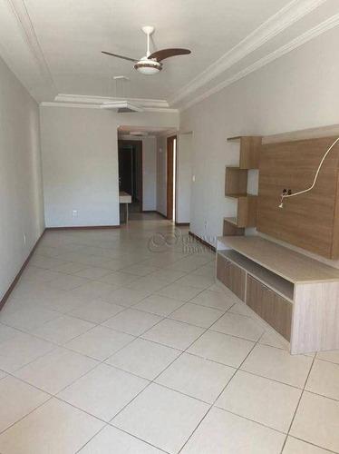 Imagem 1 de 16 de Apartamento Para Locação Beira Mar, Praia Campista - Macaé/rj. - Ap8629