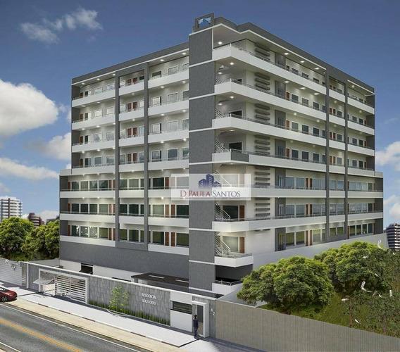 Apartamento Com 2 Dormitórios À Venda, 69 M² Por R$ 369.900 - Tatuapé - São Paulo/sp - Ap0241