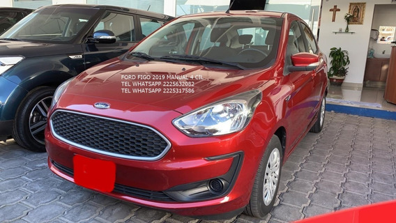 Ford Figo 2019 Energiy Sedan 4 Cil Manual 1.5 Eng $ 35,800