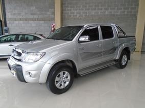 Toyota Hilux 3.0 I Sr Cab Doble 4x4 Cuero 2010 Inmaculada.