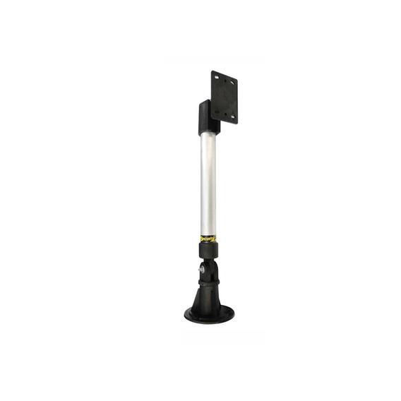 Suporte P/ Câmera Segurança Cftv Infra Sensor Iva 40cm
